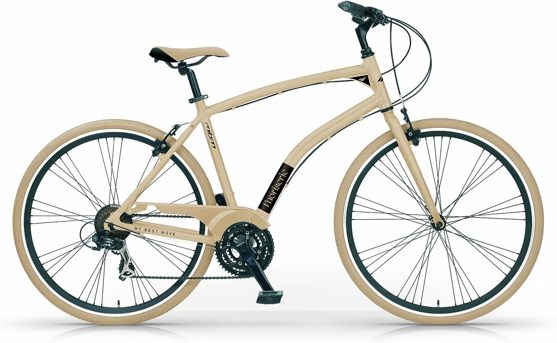 Mbm Bicicleta Hombre Híbrida Hybrid Fuoriserie Rueda Aluminio 28 ...