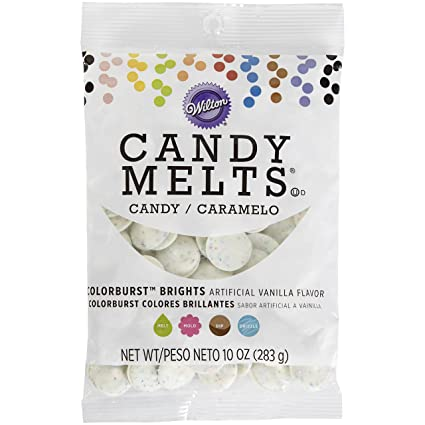 Wilton Bright Colorburst Candy Melts Candy, 10 oz.