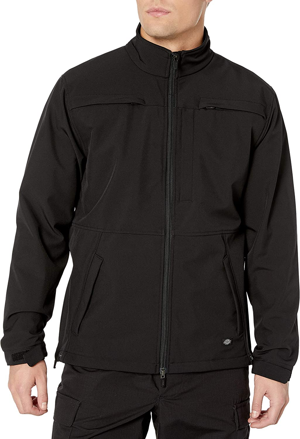Dickies Mens Tactical Softshell Jacket Big