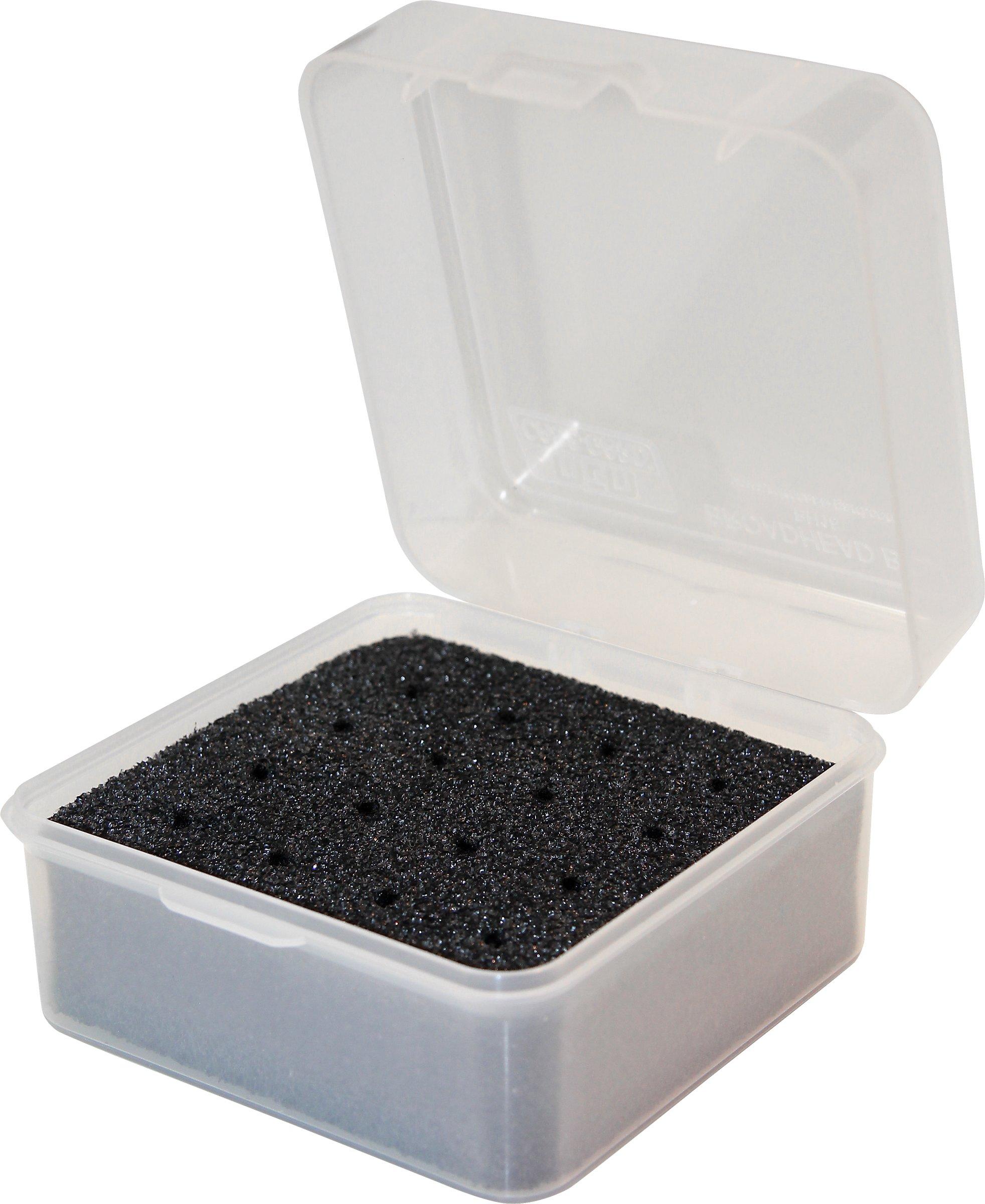 MTM Case-Gard Broadhead Box, Clear by MTM