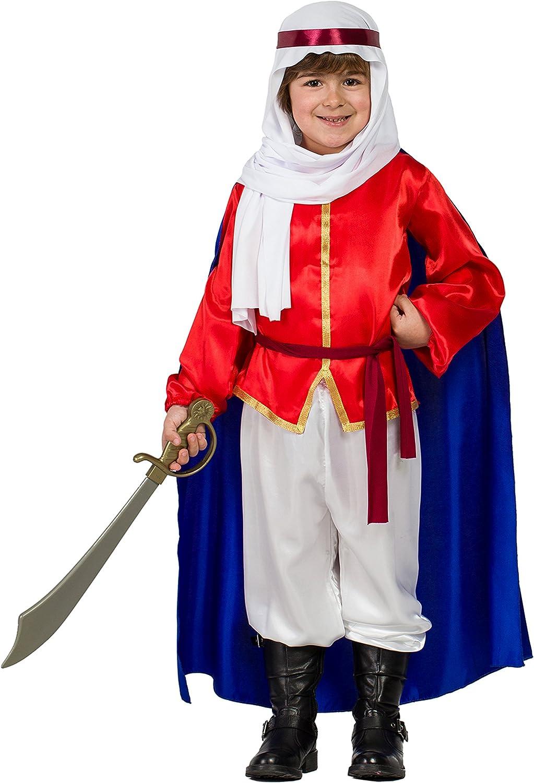 Disfraz Beduino (3-4 AÑOS): Amazon.es: Juguetes y juegos