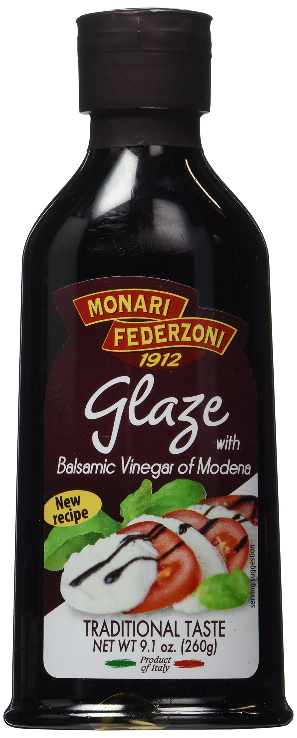 Monari Federzoni Glaze with Balsamic Vinegar of Modena - 9.1 0z 1 Finest Quality