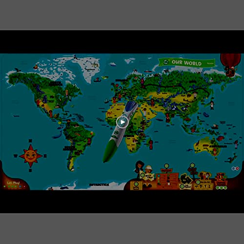 Leapfrog leapreader interactive world map puzzle works with tag leapfrog leapreader interactive world map puzzle works with tag delicate gumiabroncs Image collections