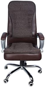Green Soul Adelaide High Back Office Chair (Brown)