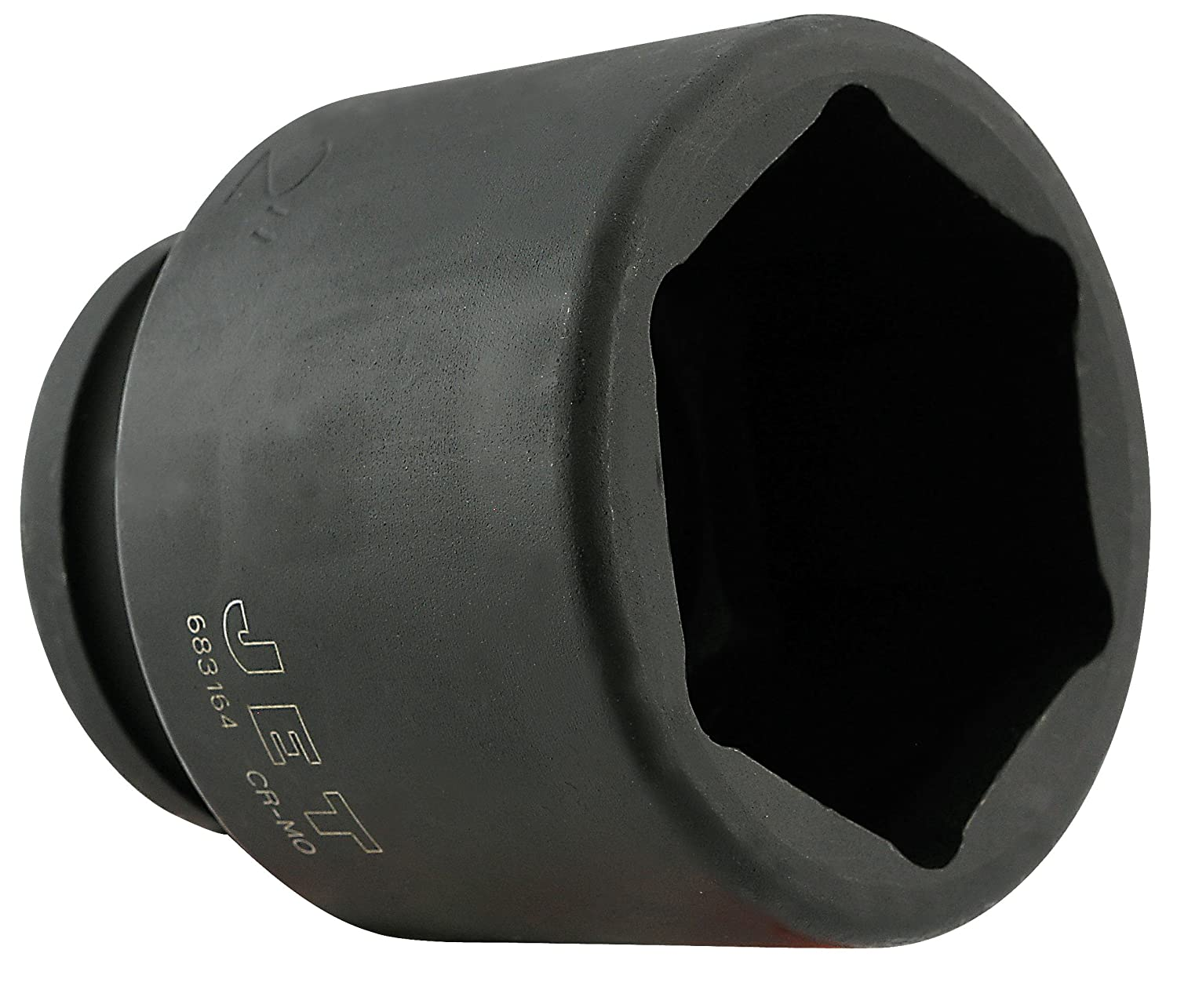SAE Impact Socket 6 Point Regular Jet 683160-3//4-Inch Drive 1-7//8