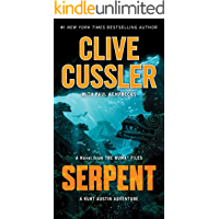 Serpent: A Novel from the NUMA files