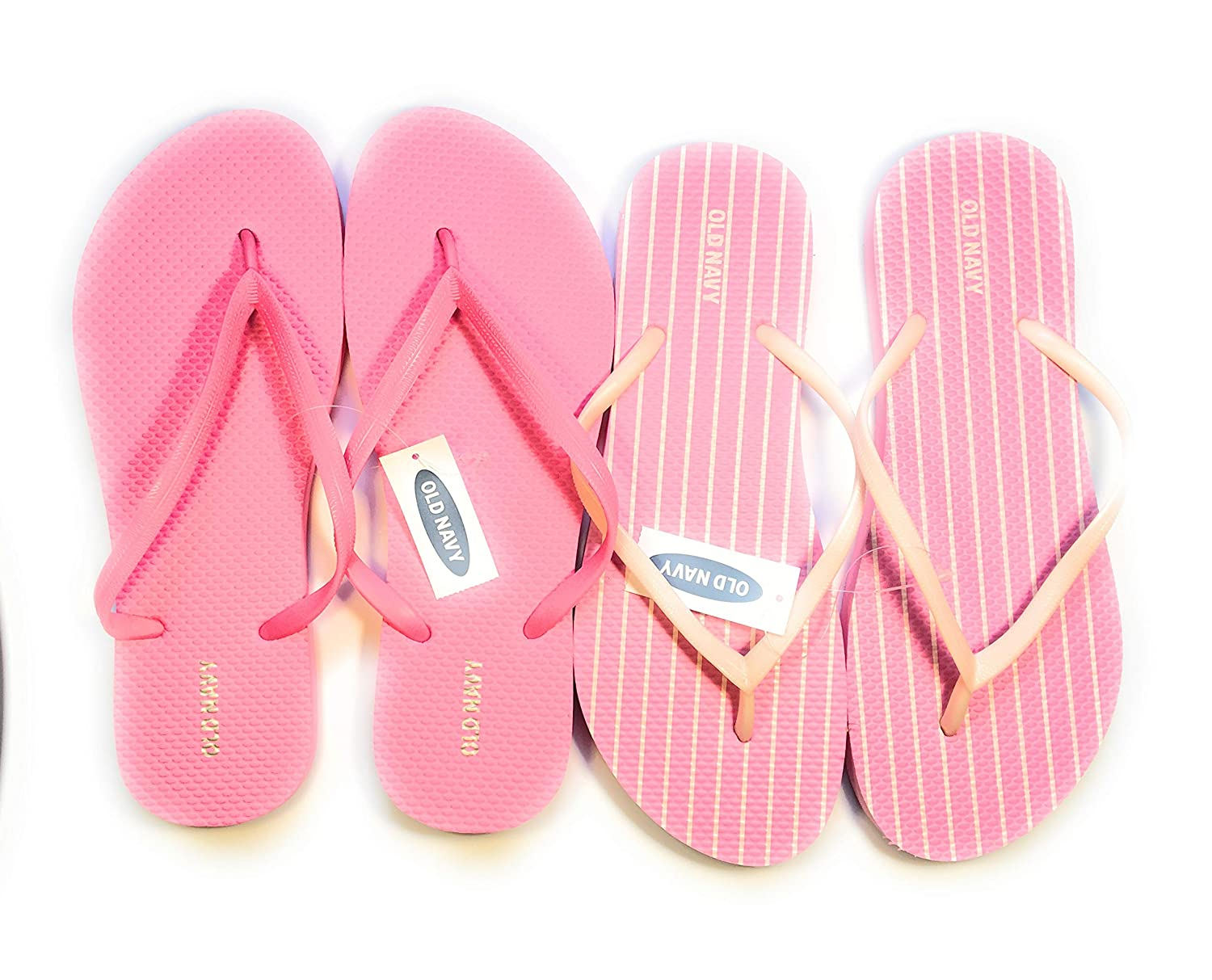 8e284d17119 Amazon.com  Old Navy Women Beach Summer Casual Flip Flop Sandals  Clothing