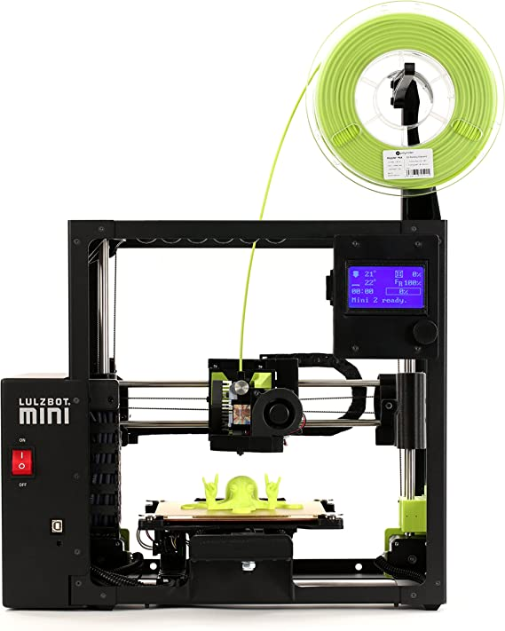 LulzBot Impresora Mini 2 Desktop 3D: Amazon.es: Electrónica