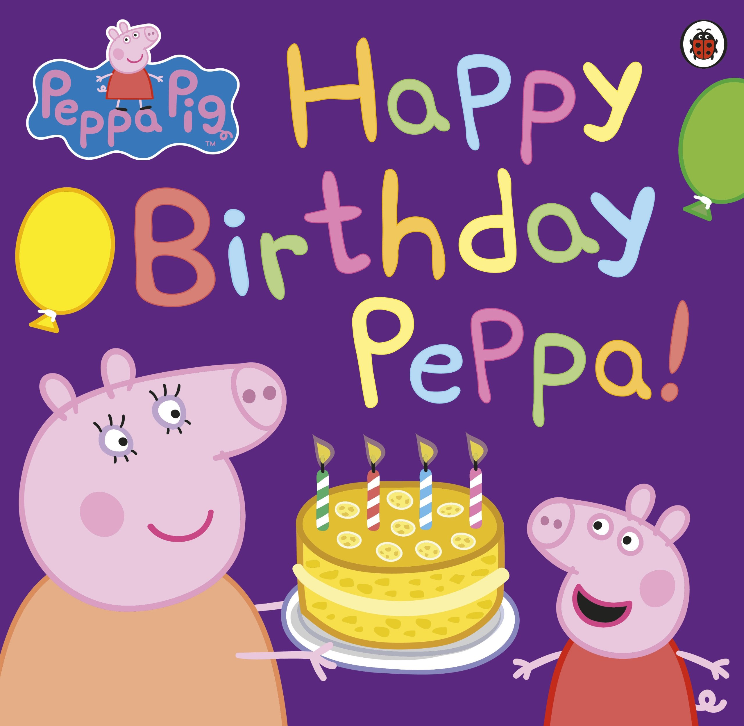 amazon peppa pig happy birthday peppa pigs