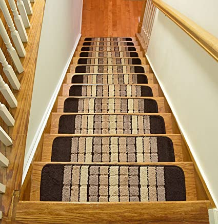 Millenium Stair Tread Treads Indoor Skid Slip Resistant Carpet Stair ...