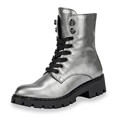 5380284e8eb8 Marc Cain Damen Stiefeletten Ankle Boot - Marccain HBSB15L30-881 ...