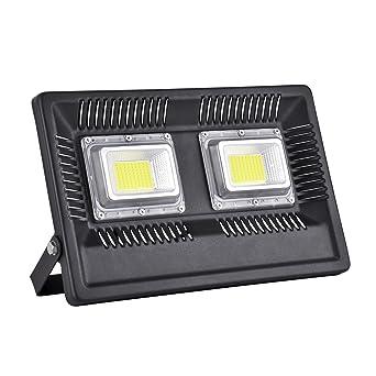Viugreum Focos Led Exterior 100W Impermeable IP66 6500k, Reflector Lámpara para Exterior/Interior/