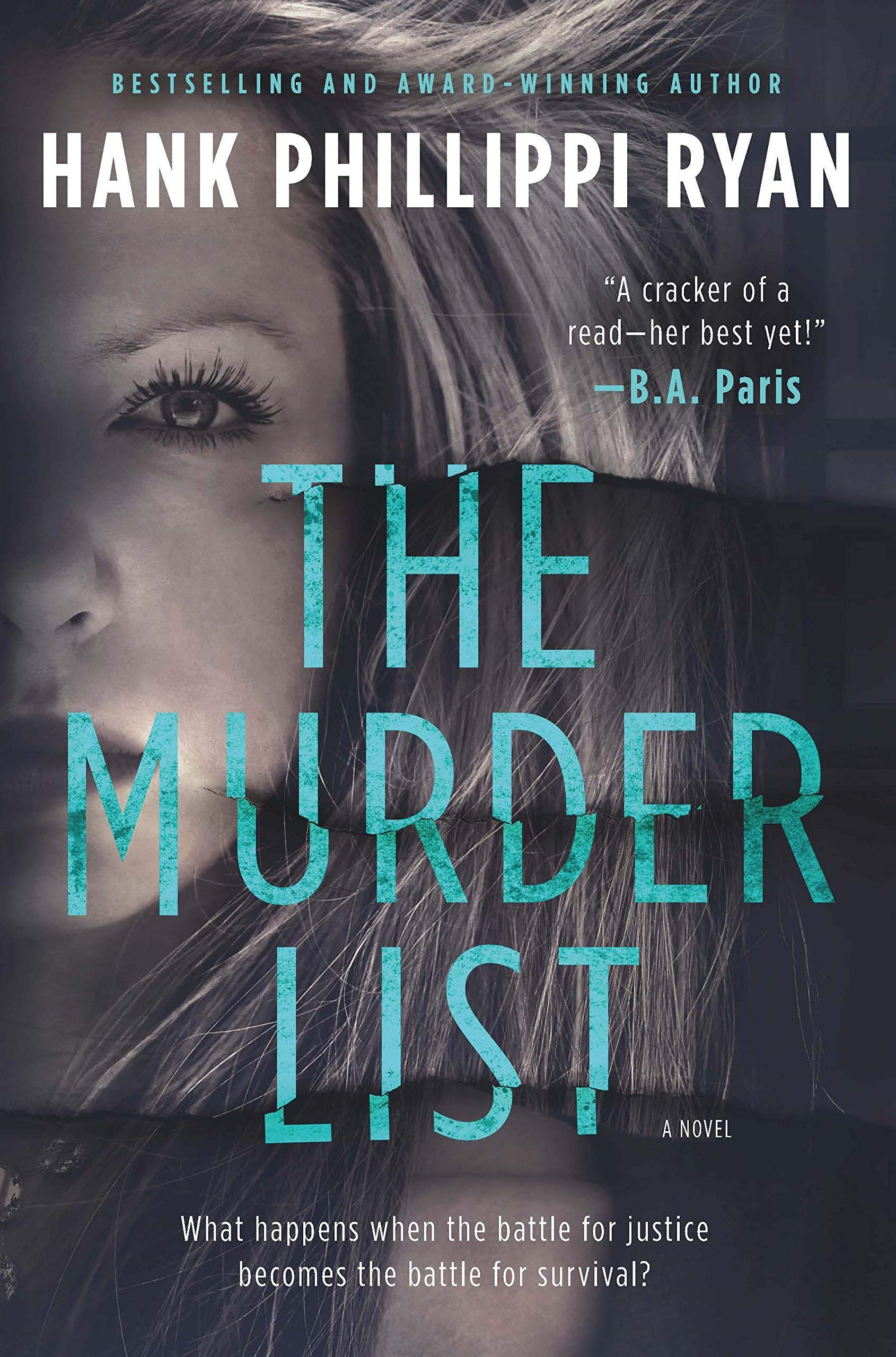 The Murder List: A Novel of Suspense: Hank Phillippi Ryan