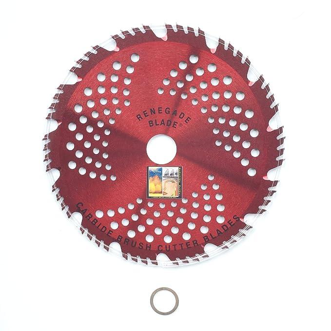 2pk 8 80 Tooth Carbide Tip Brushcutter Trimmer Blade