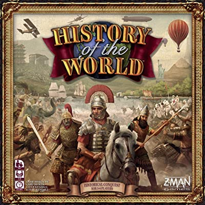 History of the World: Toys & Games