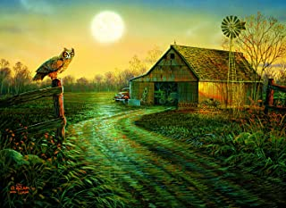 product image for Late Summers Eve (Oversized pcs) 500 pc Jigsaw Puzzle by SunsOut