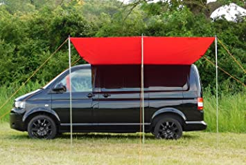 Campervan Sun Canopy Awning