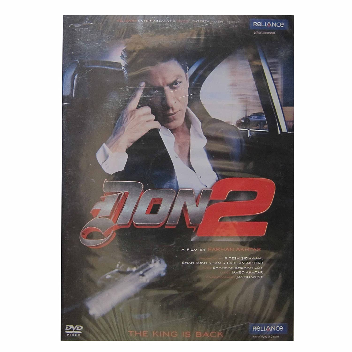 Amazon.com: Don2: Shahrukh Khan, Farhan Akhtar, Ritesh ...