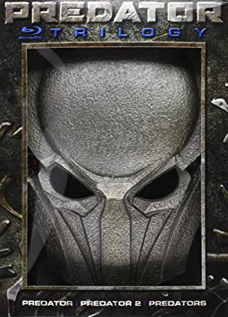 Predator - La Trilogia (Ltd CE) (3 Blu-Ray+Maschera)
