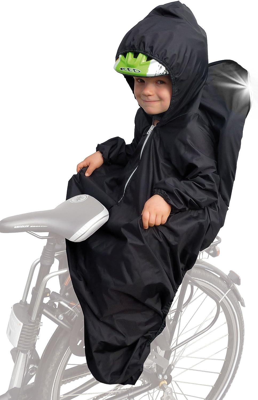 Sunnybaby 14490 - Chubasquero para asiento infantil de bicicleta ...
