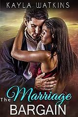 The Marriage Bargain: A BWWM Billionaire Romance Kindle Edition