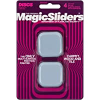 "MAGIC SLIDERS L P 4045 4 Pack 1-3/4"" Magic Slider"