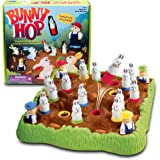 Educational Insights Bunny Hop: Memory & Color Recognition Preschool & Toddler Game, 2-4 Players, Ages 4+
