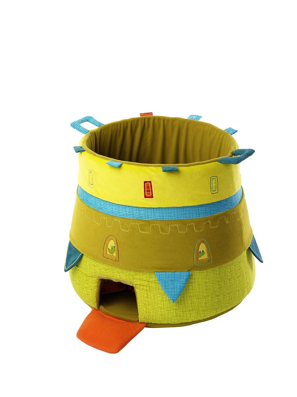 Lilliputiens 86343 Walter dise/ño de castillo Cesto para juguetes