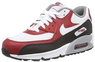 3ca2aeb484b Nike Jungen Air Max 90 Mesh (Gs) Low-Top: Amazon.de: Schuhe ...