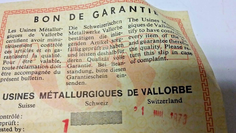 """6/"""" Long Made in Switzerland     29 NEW Grobet #0 Cut Die Sinker Riffler File"""