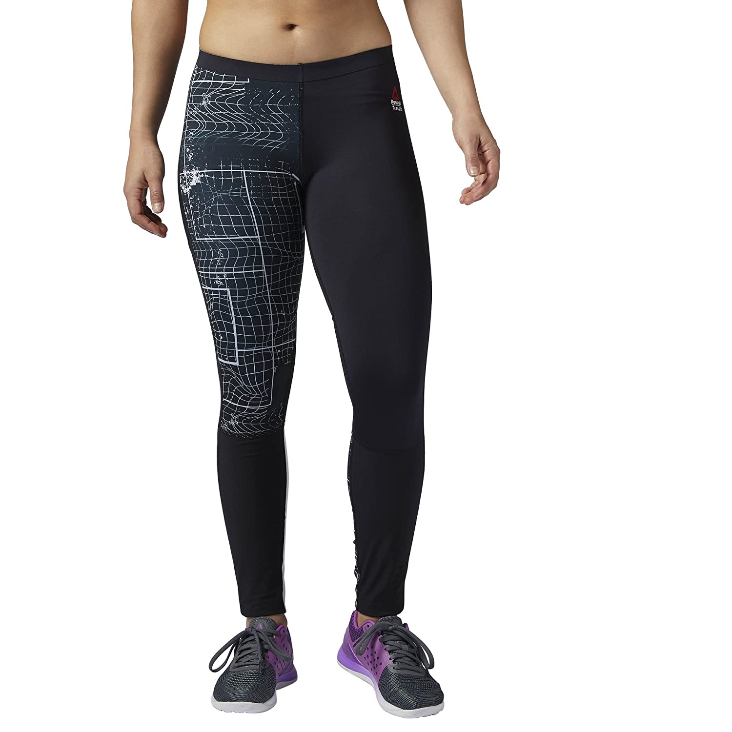 Reebok Women's Crossfit Compression Tight