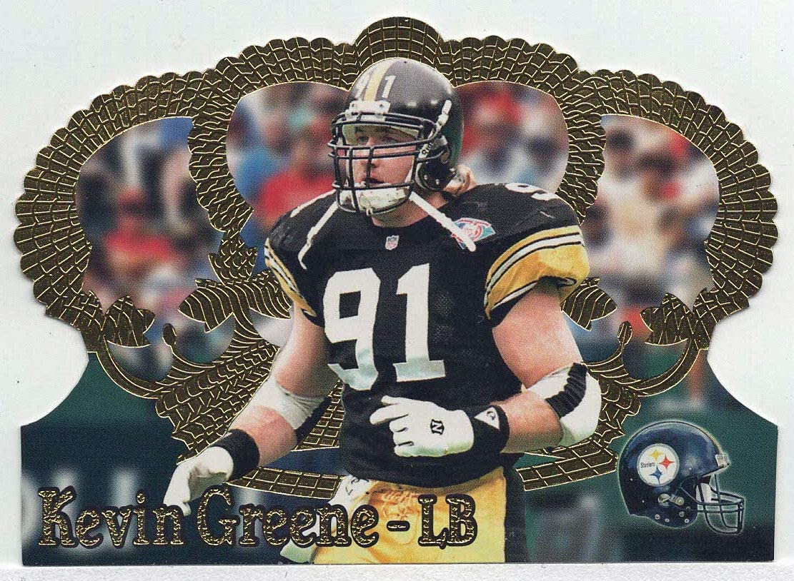 1995 Pacific Crown Royale # 56 NM//MT Kevin Greene Football Card