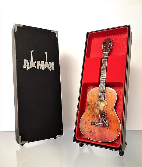 Willie Nelson 1969 Martin N-20 Trigger – Réplica de guitarra en ...