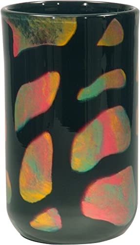 Dale Tiffany PG50069 Bonfire Decorative Vase, 5-1 2-Inch by 9-1 2-Inch