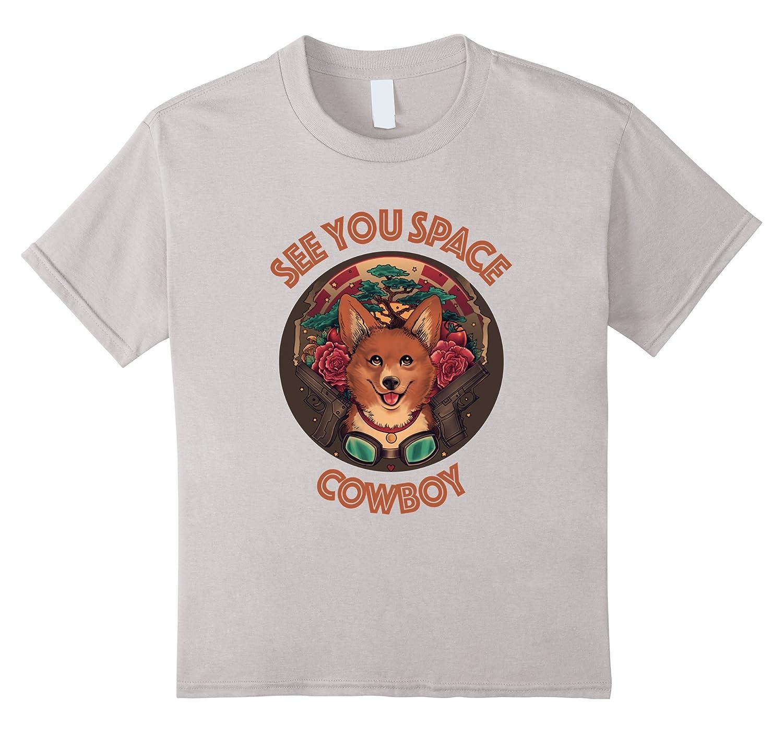 Space Cowboy Selling T shirt Medium-Awarplus