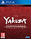 The Yakuza Remastered Collection : Day One Edición
