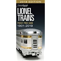 Lionel Pocket Price Guide 1901-2019: Greenberg's Guide