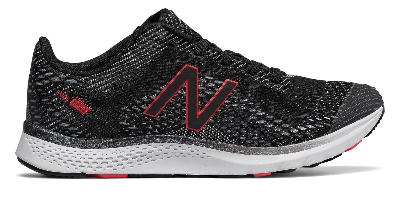 【限定品】 (ニューバランス) New Balance 靴シューズ レディーストレーニング FuelCore Agility FuelCore v2 Black (26cm) v2 with Ruby ブラック US 9 (26cm) B079KM9RB7, とっておき酒天本舗:91ad800f --- arianechie.dominiotemporario.com