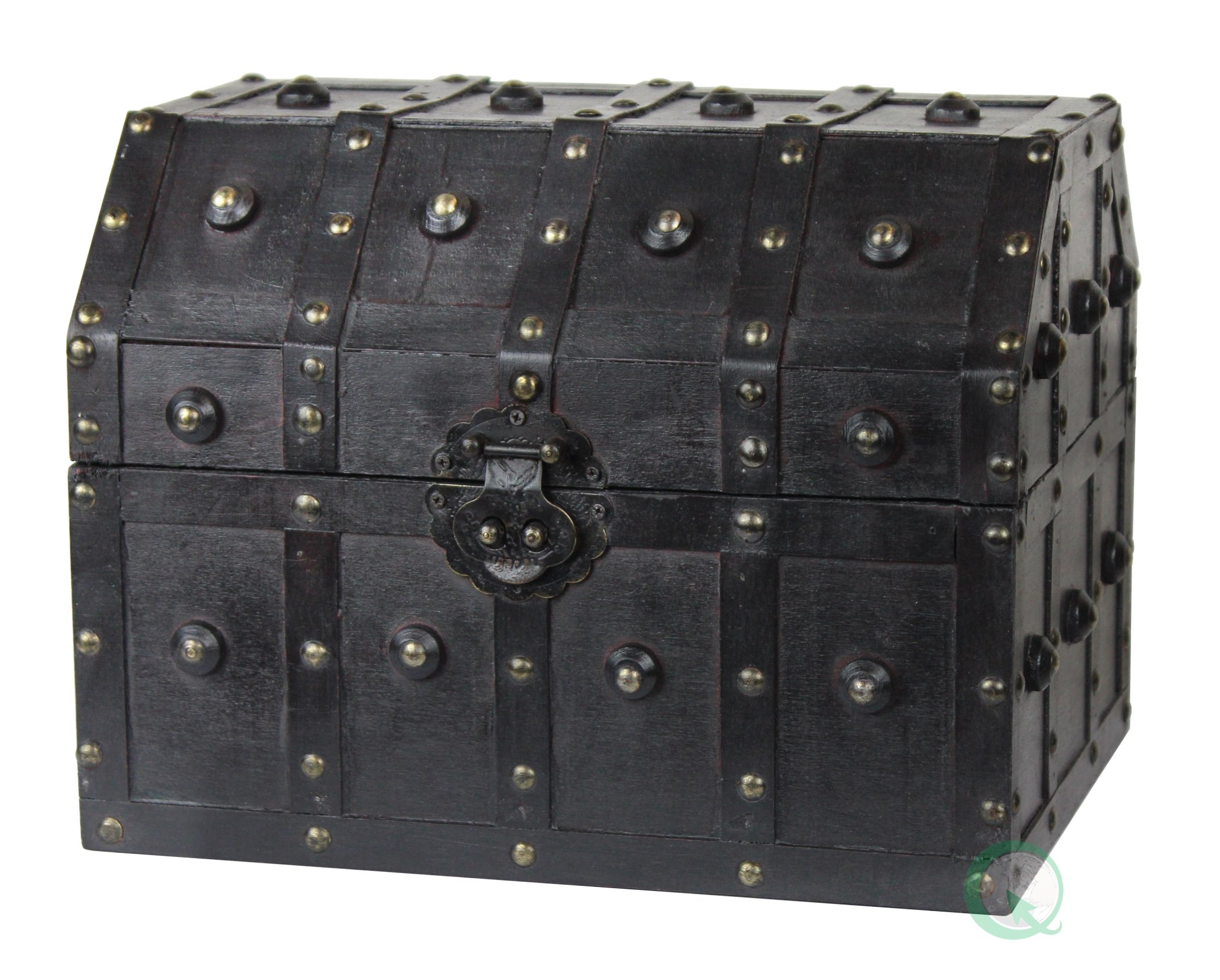 Vintiquewise(TM Vintage Caribbean Pirate Chest
