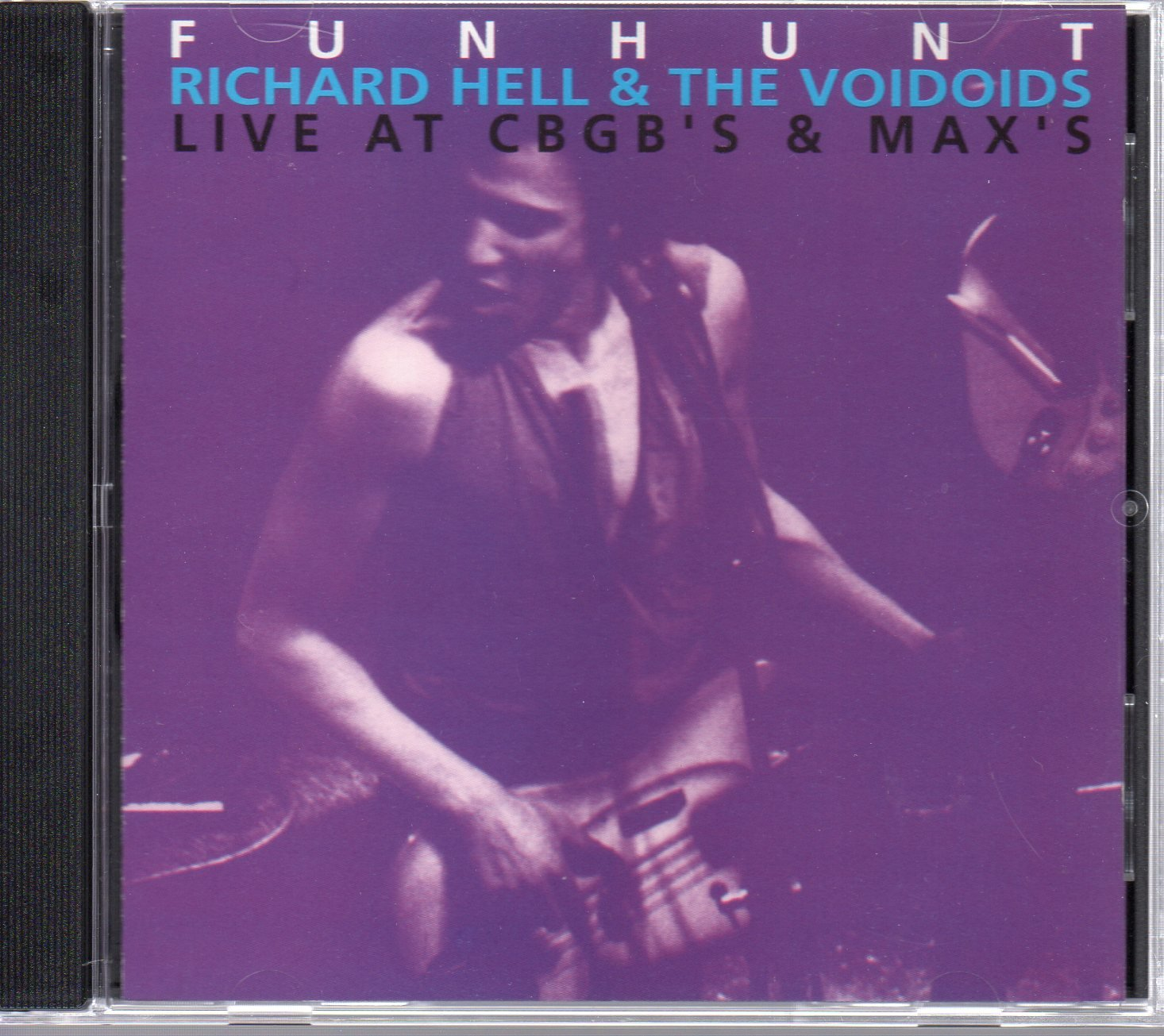 Funhunt: Live at  CBGB's & Max's by Danceteria