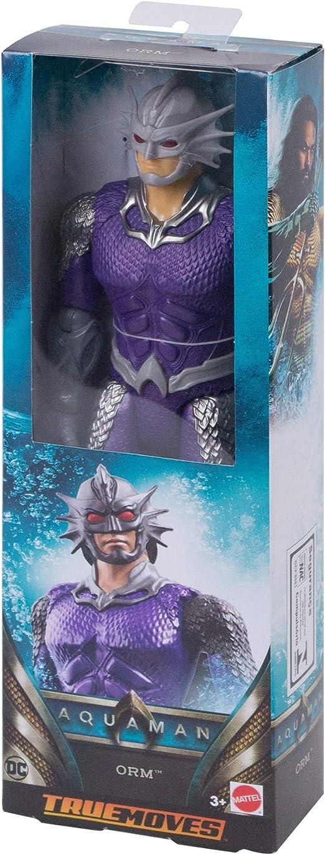 Figurine Orm DC Comics Aquaman NEUVE 11 points d/'articulation 30 cm