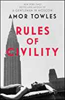 Rules Of Civility (English