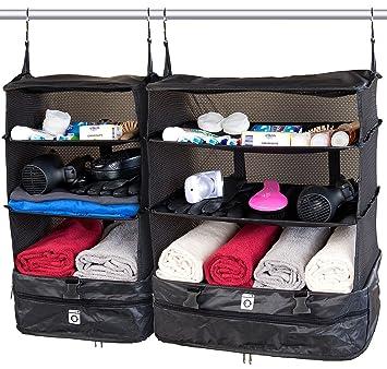 XCASE Organisateur de valise & penderie - Version XL Aay8JJmv