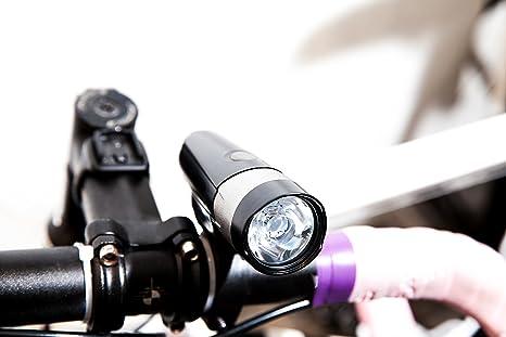 Luce led per bicicletta ultra luminosa 4 modalità di illuminazione