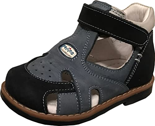41a958cdec Amazon.com | PERLINA Boys Shoes Istanbul 1150-2 Turkish Orthopedic ...