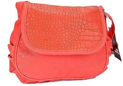 c6bc747c26cd Classic Beauté Classique Pepita Women Edition Leather Bag Red Bag ...