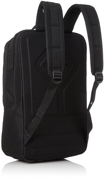 Amazon.com: ONeill Bm Boarder Plus Backpack, Mens Schwarz (Black Out), 17x30x48 cm (B x H T): Shoes