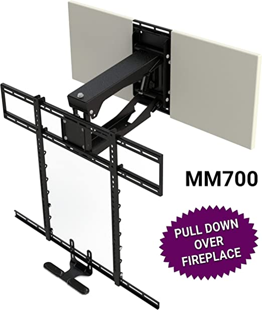 MantelMount MM700 Pro Series - Soporte para televisores de 45 a 90 ...