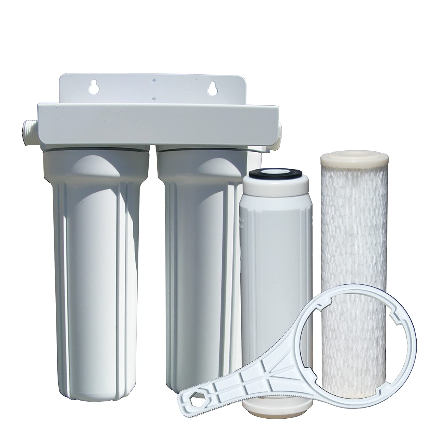 Amazon.com: Watts 520022 RV/Boat Duo Exterior Water Filter with ...