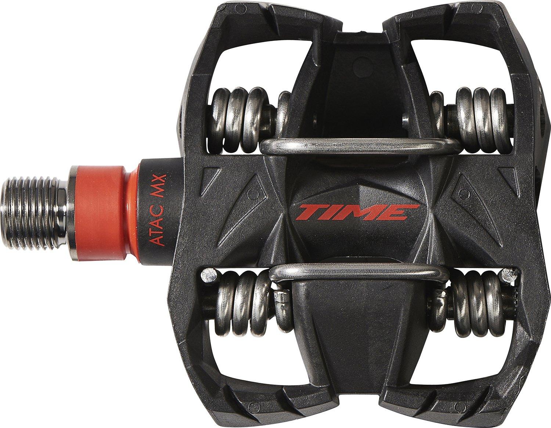 TIME(タイム) 自転車 マウンテン バイク MTB エンデューロ ビンディング ペダル ATAC MX 12 重量:158g/片側 T2GV009 B075MJLBMC
